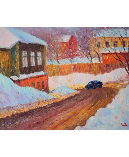 Зима. Владимир, 2012 г.